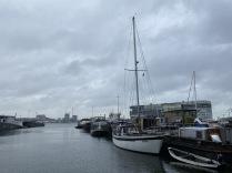 Amsterdam sailboat